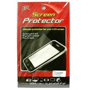 J3X Screen Protector 3PK, for BlackBerry 9900/9930