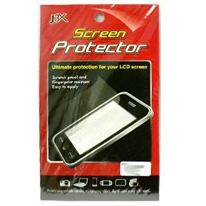 J3X Screen Protector 3PK, for iPhone4