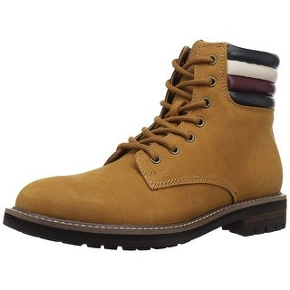 Tommy Hilfiger Men's Halle Combat Boot