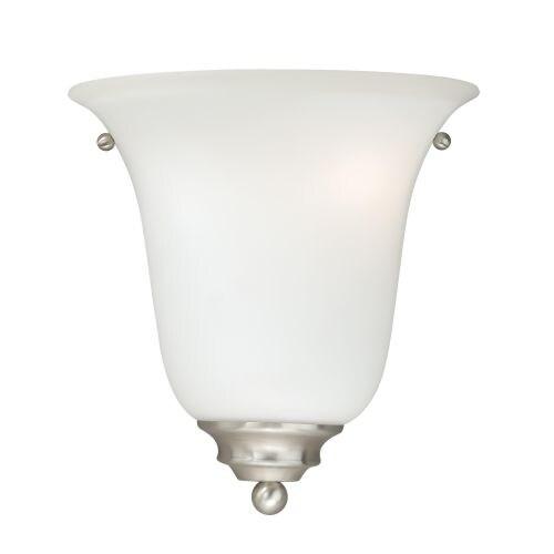 Vaxcel Lighting W0164 Hartford 1 Light Bathroom Sconce