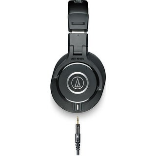 Audio-Technica ATH-M40x Professional Monitor Headphones (Black)