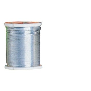 Creativity Street - Craft Wire - Silver - 24 yds.