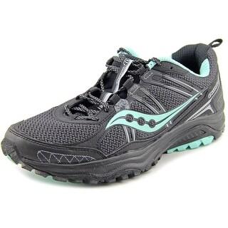 Saucony Grid Excursion TR10 Women US 9 W Black Running Shoe