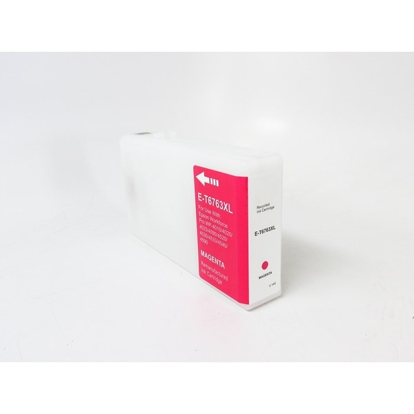 Monoprice MPI Remanufactured Cartridge for Epson T676XL320 Inkjet - Magenta (High Yield)