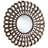 Cyan Design 5341 Agoura Rounded Mirror - Bronze - N/A