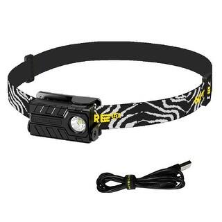 NITECORE NU20 Rechargeable 360 Lumen Headlamp (Black)