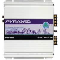 240 Watt 2 Channel Amplifier