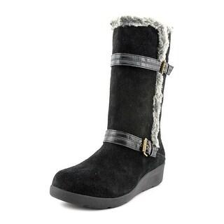 Easy Spirit Usko Round Toe Suede Winter Boot
