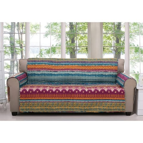 Greenland Home Fashions Southwest Sofa Protector