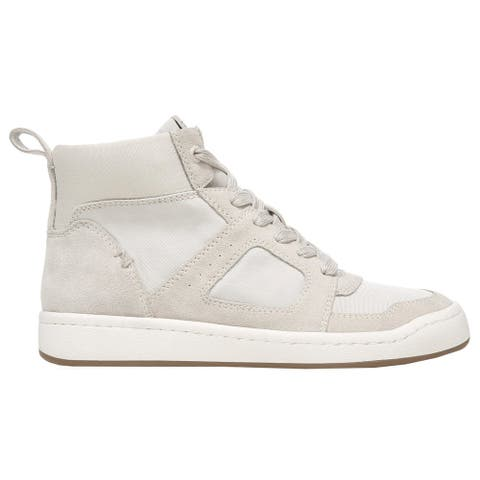 Zodiac Orion High Womens Sneakers Shoes Casual - White