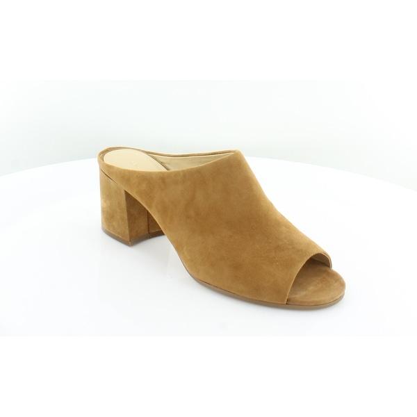 Ivanka Trump Evia Women's Sandals & Flip Flops Medium Brown - 10