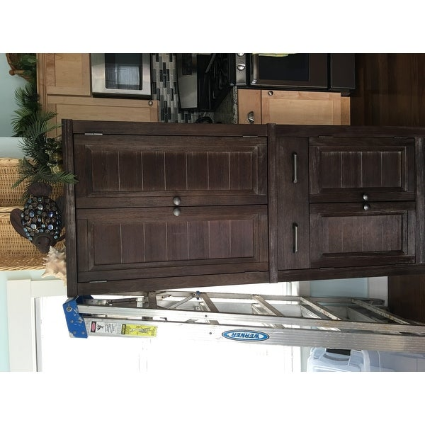 Home Styles Barnside Wood Pantry