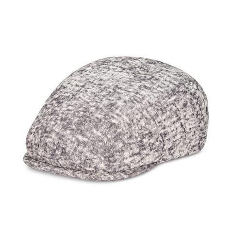 Levi's Mens Bleached Denim Ivy Newsboy Hat