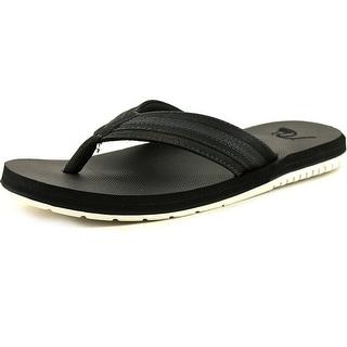 Quiksilver Coastal Oasis Open Toe Synthetic Flip Flop Sandal