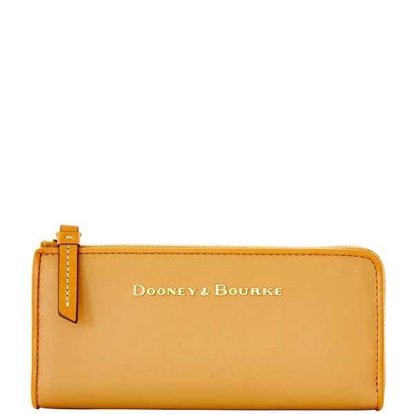 Dooney & Bourke City Zip Clutch Wallet (Introduced by Dooney & Bourke at $158 in Apr 2017)