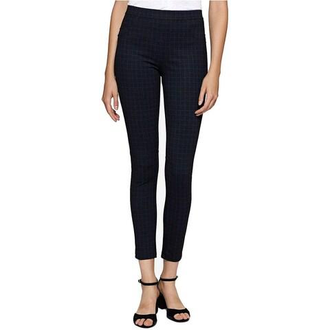 Sanctuary Black Womens Size XL Ponte-Knit Dress Pants Stretch