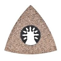 "Genesis GAMT741 Triangular Carbide Rasp, 3-1/8"""