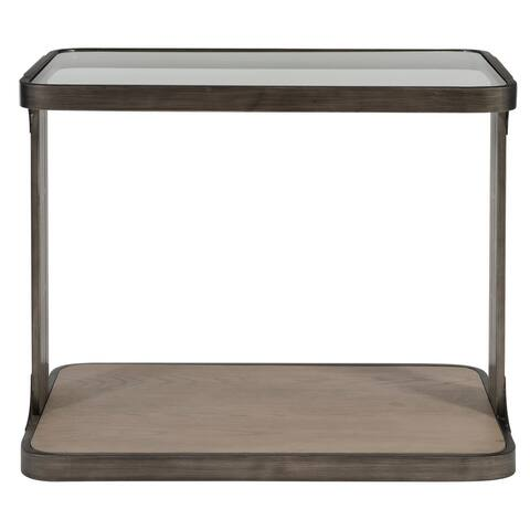 Uttermost Compton Industrial Side Table