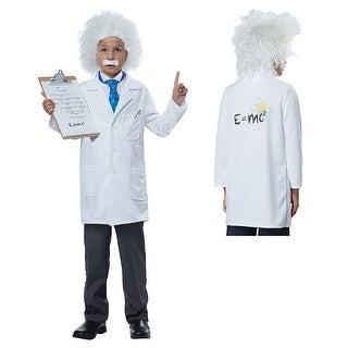 Boys Physicist Albert Einstein Halloween Costume