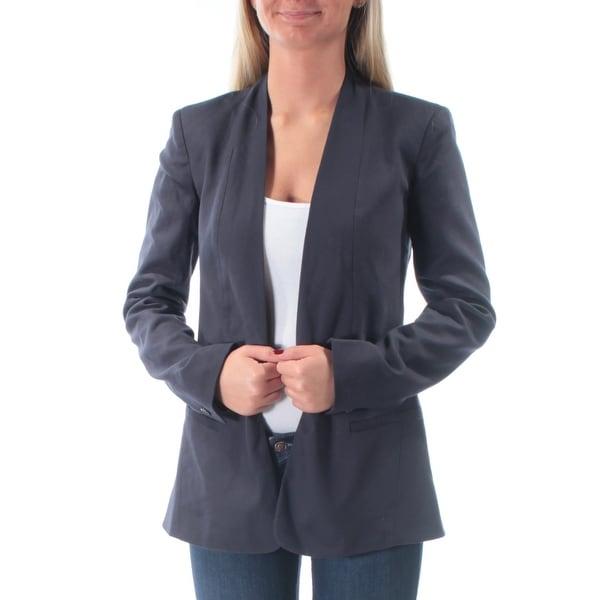 RACHEL ROY Womens Navy Suit Jacket Size: Size 0