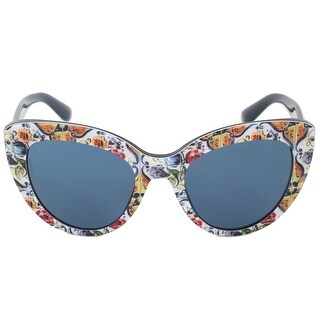 Dolce & Gabbana Cat Eye Sunglasses DG4287 307880 53