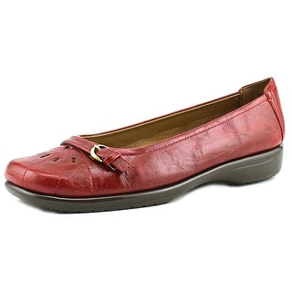 A2 By Aerosoles Ricotta Women  Round Toe Synthetic Red Flats