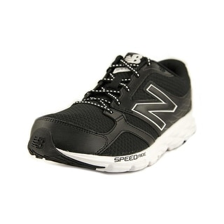 New Balance M490 Round Toe Synthetic Running Shoe
