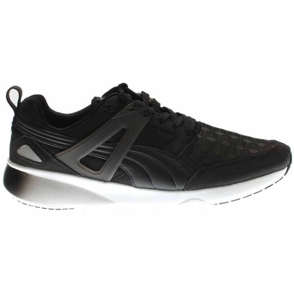 PUMA Womens Aril 3D Low Top Lace Up Running Sneaker - 7.5