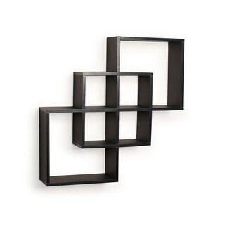 "Danya B FF6013 23.5"" Tall Decorative Wall Shelf"