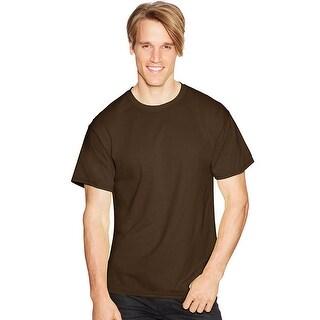 Hanes ComfortBlend EcoSmart Crewneck Men's T-Shirt