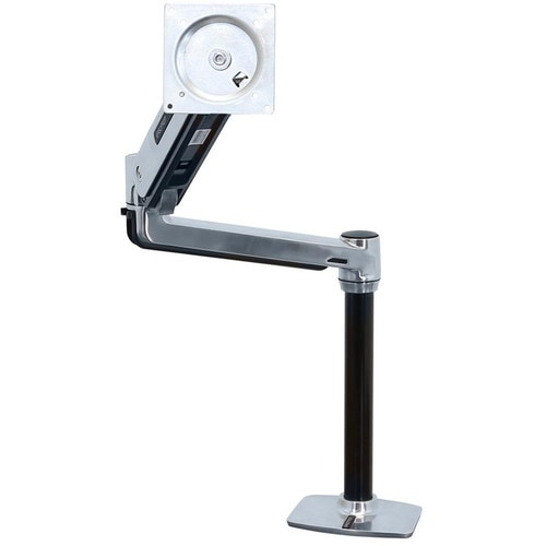 Ergotron 45-384-026 Lx High Definition Sit-Stand Desk Mount Monitor Lcd Arm