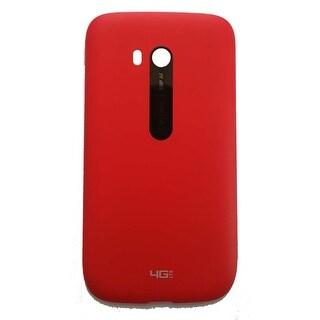 OEM Nokia 822 Lumia Battery Door - Red