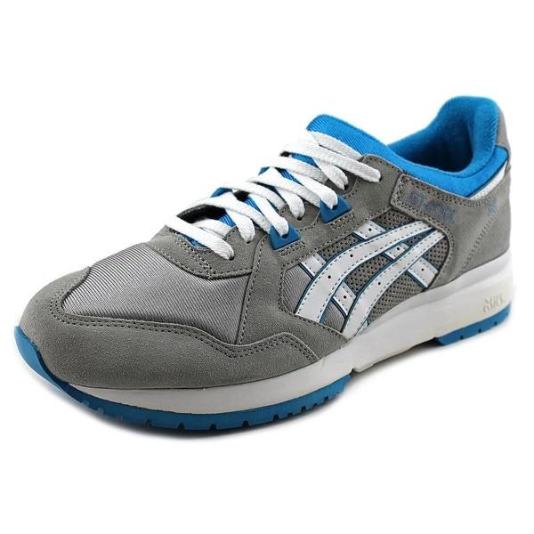 Asics GT-Cool Men Round Toe Suede Running Shoe