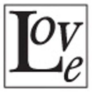 Love - Decorative Resin Seal W/Purple Wax