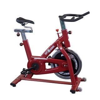 Body Solid Best Fitness Spin Style Bike - Chain Drive