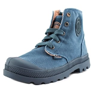 Palladium PAMPA HI Round Toe Canvas Boot|https://ak1.ostkcdn.com/images/products/is/images/direct/a37a158b50e5cfb24782abbf7d3a3688ee200d94/Palladium-PAMPA-HI-Round-Toe-Canvas-Boot.jpg?impolicy=medium