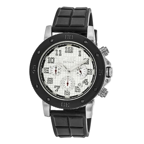 Equipe Arciform Men's Quartz Chronograph Watch, Sapphire-Coated Crystal