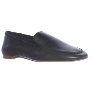 Vince Camuto Eliss Slip-On Loafer Flats - Black