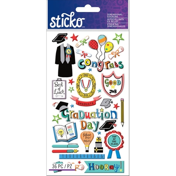 Sticko Stickers-Graduation