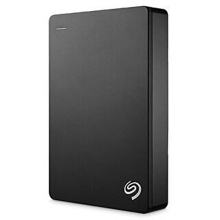 Seagate Backup Plus 4Tb Portable External Hard Drive Usb 3.0, Black (Stdr4000100)
