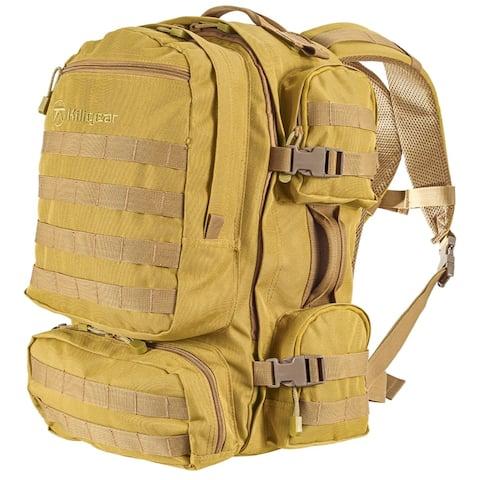 Kiligear Operator Tactical Modular Assault Pack - Tan - 910105