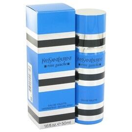 Eau De Toilette Spray 1.7 oz RIVE GAUCHE by Yves Saint Laurent - Women