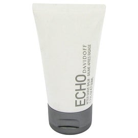 Echo by Davidoff After Shave Balm (Not for Individual Sale) 1.7 oz - Men