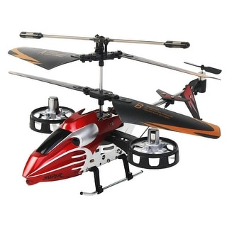Super buy AVATAR SM933 4CH Channel Gyro RC Remote Control Mini Helicopter RTF Toy Red