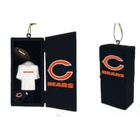 Chicago Bears Team Locker Ornament