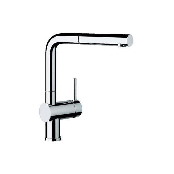 Blanco 441196 Linus 2.2 GPM Single Hole Pull Out Kitchen Faucet