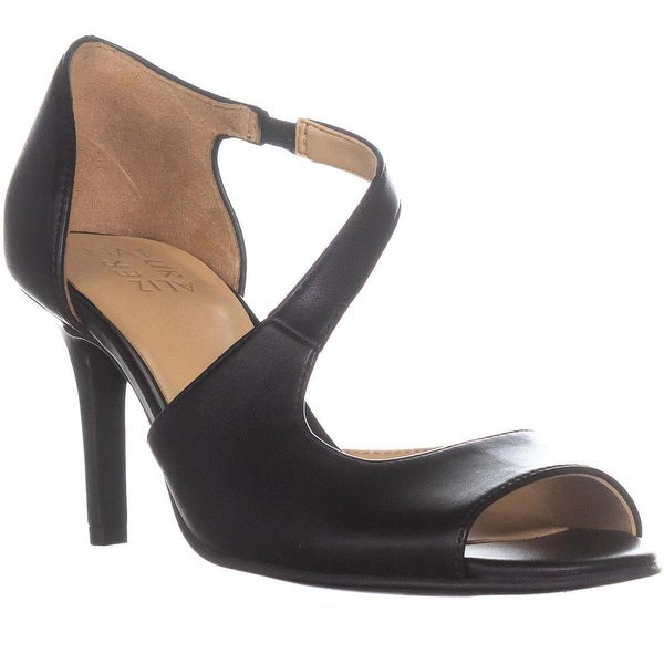 naturalizer Bella Sandals, Black Smooth
