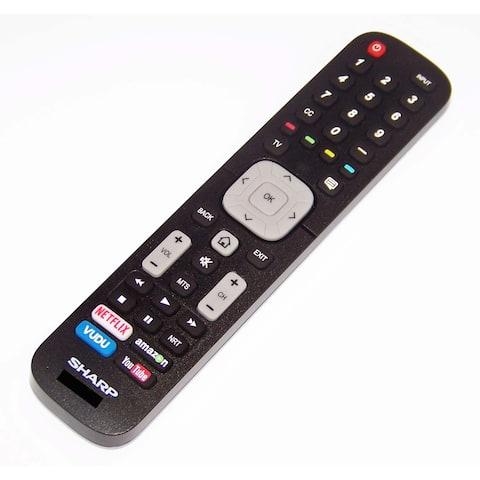 NEW OEM Sharp Remote Control Shipped With LC60P6070U, LC-60P6070U
