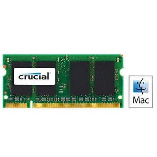 Crucial 2Gb Ddr2 800 Mhz (Pc2-6400) Cl6 Sodimm 200-Pin For Mac (Ct2g2s800m)|https://ak1.ostkcdn.com/images/products/is/images/direct/a38887d4f42546d6ec35250c3c7d07e333ddf1cf/Crucial-2Gb-Ddr2-800-Mhz-%28Pc2-6400%29-Cl6-Sodimm-200-Pin-For-Mac-%28Ct2g2s800m%29.jpg?impolicy=medium