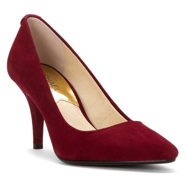ad6f10589f65 ... Women s Shoes     Women s Heels. MICHAEL Michael Kors Women  x27 s MK-Flex  Pump Merlot
